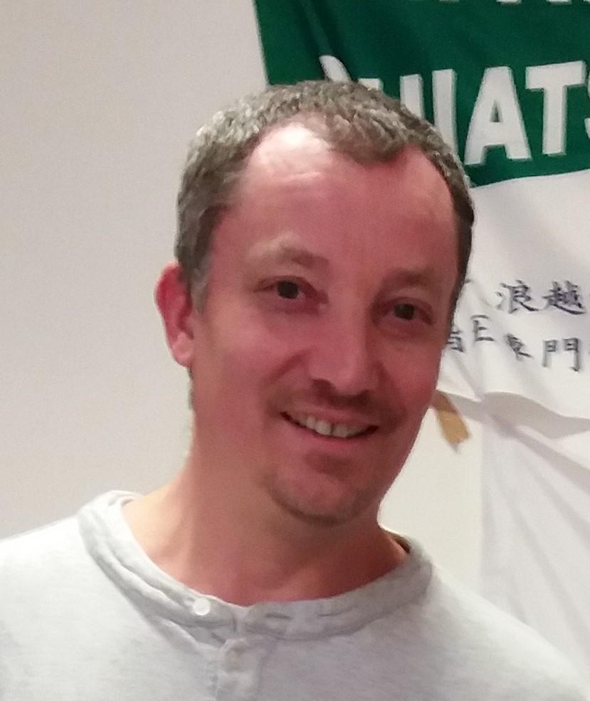 Jean-Marc DORLAND Spécialiste en shiatsu
